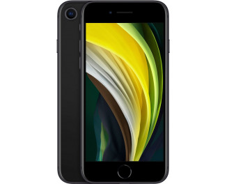 Смартфон Apple iPhone SE 2020 128 Gb Black (MXD02)