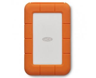 Внешний жесткий диск 4 TB LaCie Rugged (STFS4000800)
