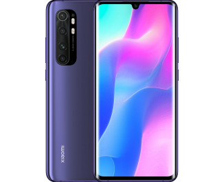 Смартфон Xiaomi Mi Note 10 Lite 6/64Gb Nebula Purple |Global|