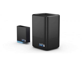 Зарядное устройство GoPro Dual Battery Charger+Battery HERO8 (AJDBD-001-EU)