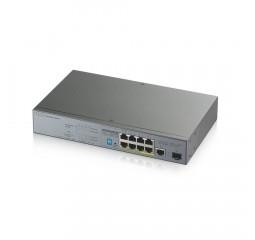 Коммутатор Zyxel GS1300-10HP (GS1300-10HP-EU0101F)