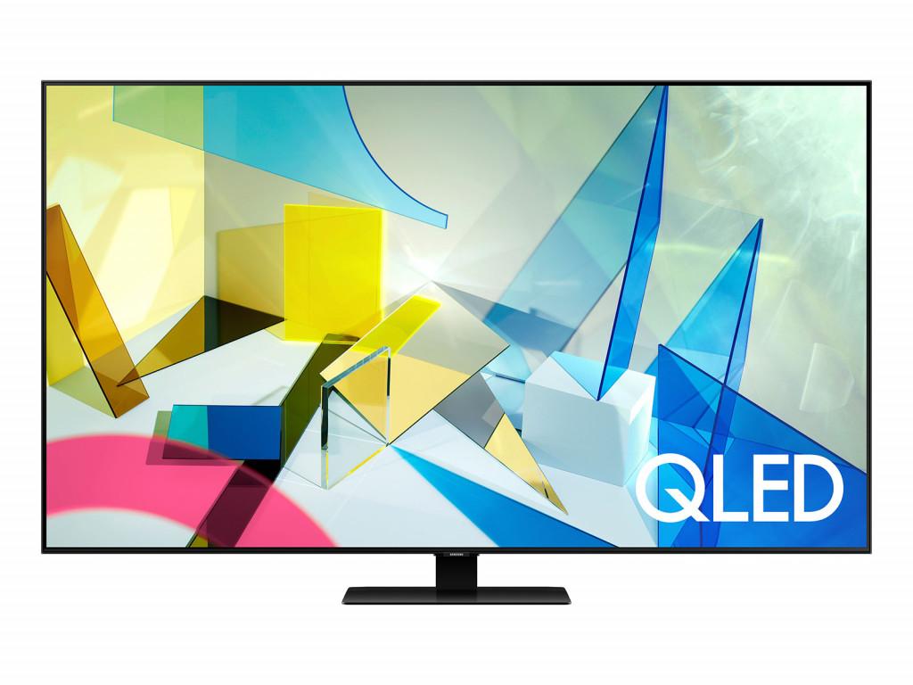 Телевизор Samsung QE85Q80TAUXUA