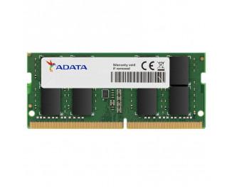 Память для ноутбука SO-DIMM DDR4 8 Gb (3200 MHz) ADATA (AD4S320038G22-SGN)