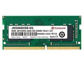 Память для ноутбука SO-DIMM DDR4 32 Gb (2666 MHz) Transcend (JM2666HSE-32G)
