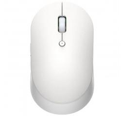 Мышь беспроводная Xiaomi Mi Dual Mode Wireless Mouse Silent Edition (HLK4040GL) White