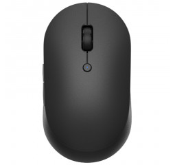 Мышь беспроводная Xiaomi Mi Dual Mode Wireless Mouse Silent Edition (HLK4041GL) Black
