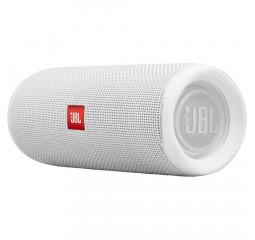 Портативная колонка JBL Flip 5 White (FLIP5WHT)