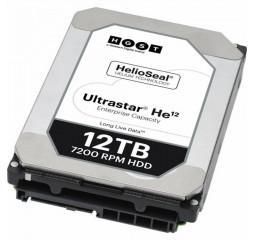 Жесткий диск 12 TB HGST Ultrastar He12 (HUH721212ALE604/0F30146)