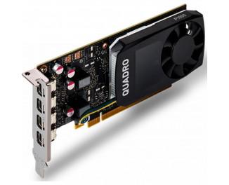 Видеокарта PNY NVIDIA Quadro P1000V2 (VCQP1000V2-SB)