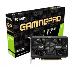 Видеокарта Palit GeForce GTX 1650 GP (NE6165001BG1-1175A)