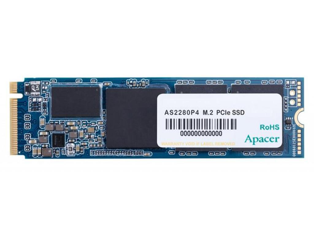 SSD накопитель 1 TB Apacer AS2280P4 (AP1TBAS2280P4-1)