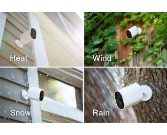 IP-камера Xiaomi IMILAB EC2 Wireless Home Security Camera (CMSXJ11A) Global
