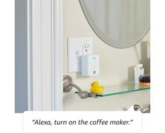 Умная колонка Amazon Echo Flex с голосовым ассистентом Amazon Alexa