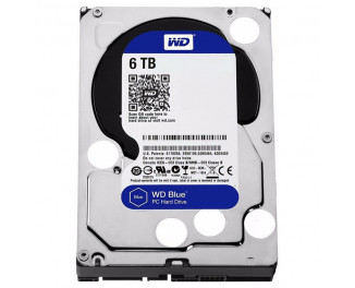 Жесткий диск 6 TB WD Blue (WD60EZAZ)