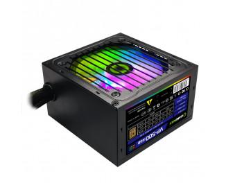 Блок питания 500W GAMEMAX (VP-500-RGB)