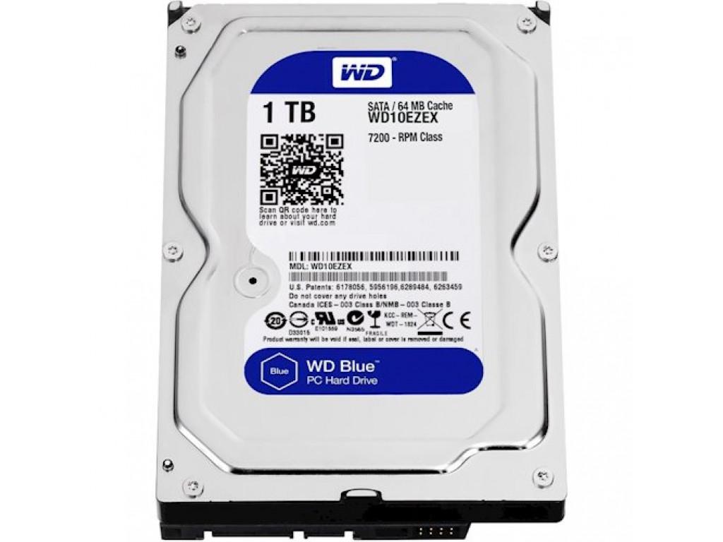 Жесткий диск 1 TB WD Blue (WD10EZEX)