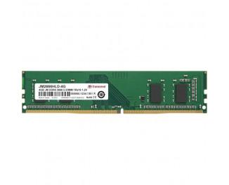Оперативная память DDR4 4 Gb (2666 MHz) Transcend (JM2666HLD-4G)