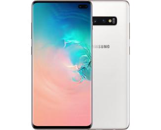 Смартфон Samsung Galaxy S10+ 8/128Gb Ceramic White (SM-G975FCWD)
