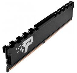 Оперативная память DDR4 16 Gb (2666 MHz) Patriot Signature Line (PSD416G266681)