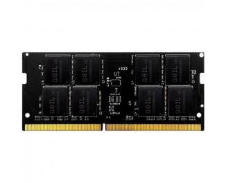 Память для ноутбука SO-DIMM DDR4 4 Gb (2400 MHz) Geil (GS44GB2400C17SC)