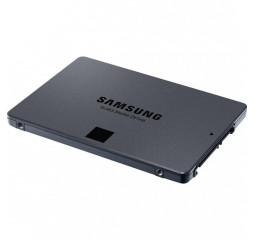 SSD накопитель 4 TB Samsung 870 QVO (MZ-77Q4T0BW)