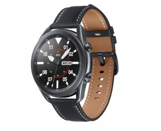 Смарт-часы Samsung Galaxy Watch3 45mm Black Stainless steel (SM-R840NZKA)