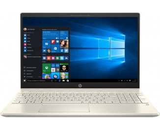 Ноутбук HP Pavilion 15-cs3672cl (9RU01UA) Gold
