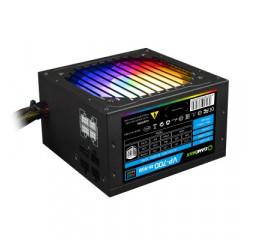 Блок питания 700W GAMEMAX (VP-700-M-RGB)