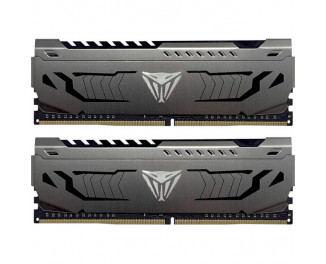 Оперативная память DDR4 64 Gb (3000 MHz) (Kit 32 Gb x 2) Patriot Viper Steel (PVS464G320C6K)