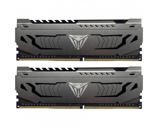 Оперативная память DDR4 64 Gb (3600 MHz) (Kit 32 Gb x 2) Patriot Viper Steel (PVS464G360C8K)