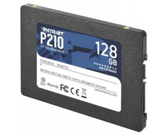 SSD накопитель 128Gb Patriot P210 (P210S128G25)
