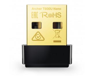 Wi-Fi адаптер TP-Link Archer T600U Nano