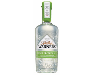 Джин Warner's Elderflower Gin 0,7 л