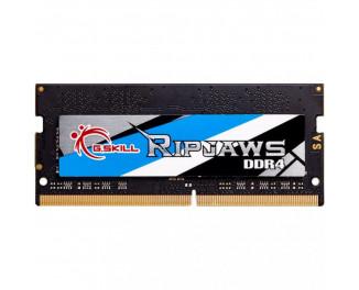 Память для ноутбука SO-DIMM DDR4 8 Gb (2666 MHz) G.SKILL Ripjaws (F4-2666C19S-8GRS)