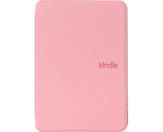 Обложка для электронной книги Amazon Kindle Paperwhite 10th Gen.  Armor Leather Case Light pink