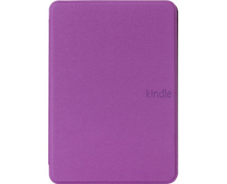 Обложка для электронной книги Amazon Kindle Paperwhite 10th Gen.  Armor Leather Case Purple