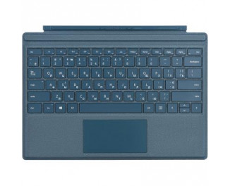 Клавиатура для планшета Microsoft Surface Pro Signature Type Cover Cobalt Blue (FFQ-00033)