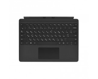 Клавиатура для планшета Microsoft Surface Pro X Signature Type Cover Black (QJX-00007)