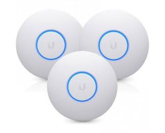 Точка доступа Wi-Fi Ubiquiti UAP-NANOHD-3