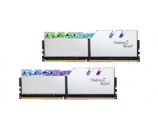 Оперативная память DDR4 32 Gb (3600 MHz) G.SKILL Trident Z Royal Gold (F3-12800CL9D-8GBXM)