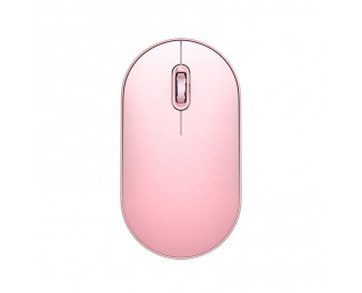 Мышь беспроводная Xiaomi MIIIW Air Dual Mode Wireless Mouse Silent Edition (MWWHM01) Pink