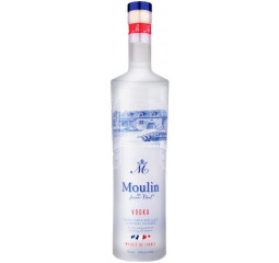 Водка Moulin Vodka 1 л