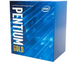 Процессор Intel Pentium Gold G6400 BOX (BX80701G6400)