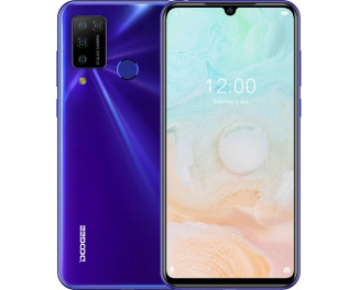 Смартфон Doogee N20 Pro 6/128Gb Streamer Purple