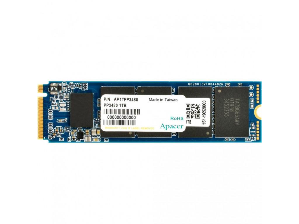 SSD накопитель 1 TB Apacer PP3480 (AP1TPP3480-R)