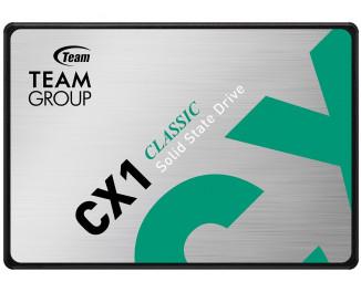 SSD накопитель 240Gb Team CX1 (T253X5240G0C101)