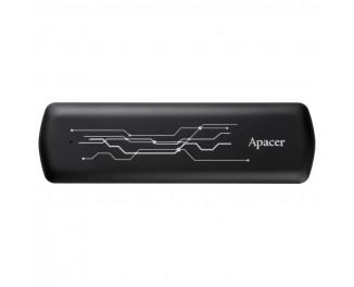 Внешний SSD накопитель 1 TB Apacer AS722 (AP1TBAS722B-1)