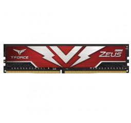 Оперативная память DDR4 16 Gb (3200 MHz) Team T-Force Zeus Red (TTZD416G3200HC2001)