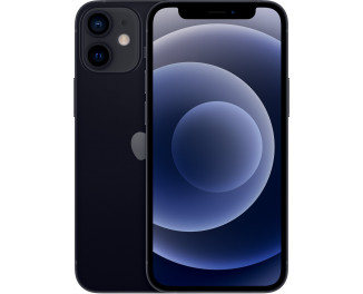 Смартфон Apple iPhone 12 128 Gb Black (MGJA3/MGHC3)