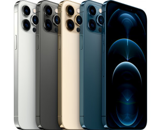 Смартфон Apple iPhone 12 Pro Max 128 Gb Pacific Blue (MGDA3)